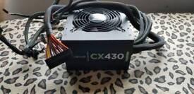 Corsair cx430 power supply