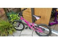 "Girls Nitro 20"" BMX bike"