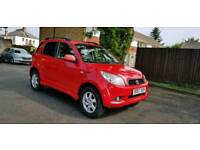 07 Daihatsu Terios 1.4 Automatic 4x4 Petrol 5 Door Low Tax/Insurance 1 Yr MOT