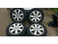 FORD Galaxy 2002 Wheels R16