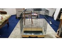 Savic birdcage