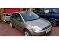 03 Fiesta for sale