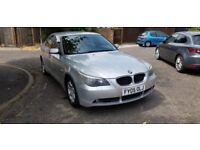 2005 BMW 5 Series 2.5 523i SE 4dr Manual @07445775115