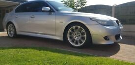 STUNNING BMW 535D MSPORT LCI 57 PLATE