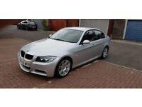 2006 BMW 3 Series 2.0 320d M Sport 4dr