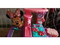 Children Minnie mouse kitchen