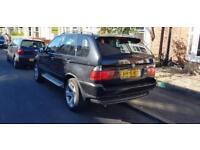 2006 BMW X5 3.0 diesel low miles full service history nice 4X4