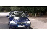VAUXHALL CORSA 2004 5DOOR 79000 MILES 13 SERVICES HPI CLEAR EXCELLENT CONDITION