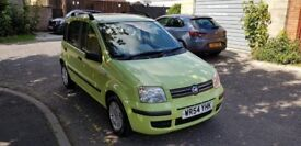 2005 Fiat Panda 1.2 Dynamic 5dr Very+Low+Mileage+Very+Ecomical @07445775115