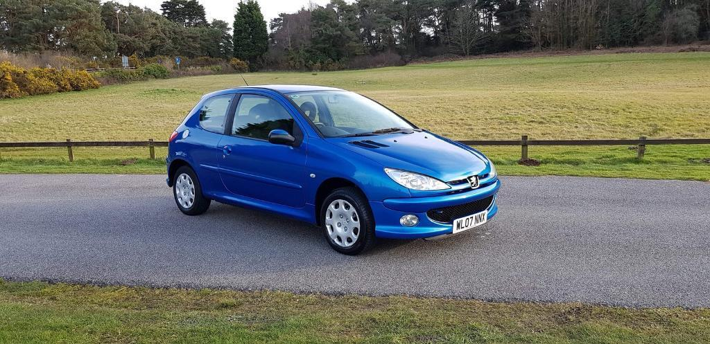 Peugeot 206 1.4 HDI **£30 A YEAR ROAD TAX** | in St Austell ...