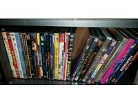 Mixed bollywood & Hollywood dvds