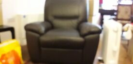 Sofa and arm chair brand new