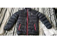 Moncler puffa jacket size l