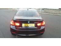 BMW, 3 SERIES, Saloon, 2014, Manual, 1995 (cc), 4 doors
