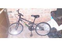 BMX switch bike