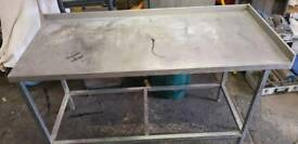 STAINLESS STEEL TABLES JOB LOT