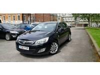 Quick sale ---- Vauxhall Astra 2010 Elite. Low miles, long MOT