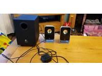 Logitech Speakers (LS21)