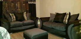New sofa set ready for immediate delivery only 499