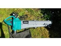 Leaf blower/ vac