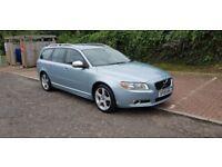 2009 Volvo V70 2.0 D R-Design (Premium Pack) 5dr 6+M++Warranty+Included+Leather @07445775115