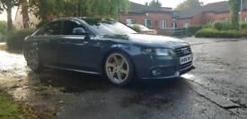 Audi a4 2.0 tdi 140 bhp b8 sline kitted