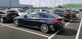 BMW 420d 4 series gran coupe