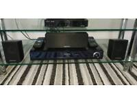 PANASONIC SA-BT200 BLU-RAY WITH SUBWOOFER AND SURROUND SOUND IPOD/IPHONE DOCKIN UNIT