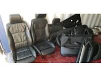 BMW X3 F25 FULL BLACK LEATHER