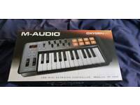M-Audio Oxygen25 USB MIDI Control Keyboard