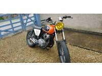 Honda CB250 cafe racer