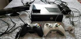 X Box 360 with 24 games