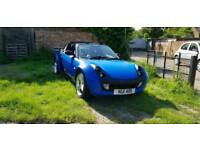 Mercedes Smart Roadster Convertible Automatic 0.7 Petrol Sports with Private Plate