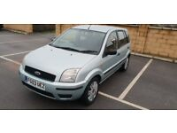 Ford Fusion 1.4 2 5dr