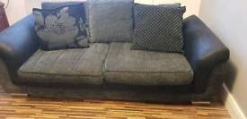 3 seater sofa, 2 seater and chair