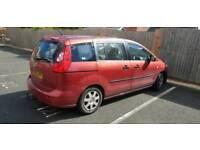 Mazda 5 1.8 petrol Manual 109k miles MPV 7 seats