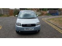2002 Audi A2 1.4 TDI SE 5dr Manual @07445775115 +30£+Road+Tax+2++Owner+From+New