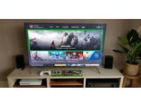 Xbox one s 500gb one controller COD WWII Forza horizon 3 FIFA15