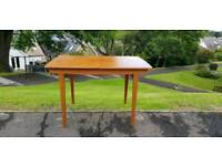 Nathan Extending Teak Dining Table