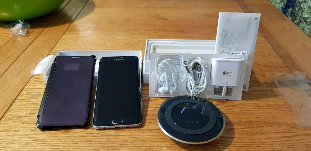 Samsung S6 Edge Plus 32gb Black