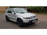 2006 BMW X5 3.0 d SE 5dr 2+Owner+Auto+Diesel+HPI+Clear @07445775115