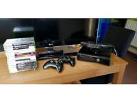 """42"""" LG 3D LED TV AND XBOX360 WITH GAMES"""