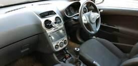 Corsa. Diesel turbo charge ecoFLEX 1.3 sunroof.stereo.rear camera.mileage 96000