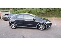 2007 Honda Civic 2.2 i-CTDi ES 5dr 1+Owner+From+New+FullHPI+Clear @07445775115