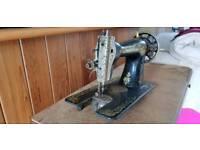 Vintage Singer Sewing Machine Antique Various. Parts Props