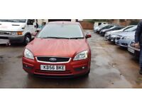 FORD FOCUS GHIA 1.6 DIESEL *BREAKING FOR SPARE PARTS*