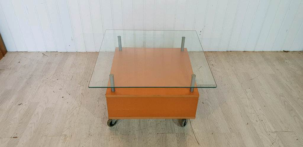 Small Coffee Table On Wheels In Dundee Gumtree