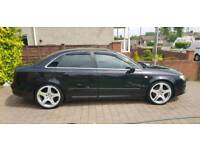 Seat exeo 2.0 tdi 140 remapped black edition imaculate