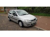 2006 Vauxhall Corsa 1.4 i 16v Life 5dr Auto+Petrol+Very+++Low+Mileage @07445775115