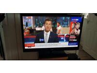 42in LG plasma TV